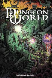 Dungeon World RPG