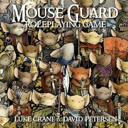 Mouseguard RPG