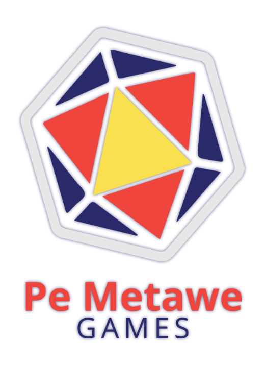 Pe Metawe Games Logo