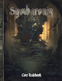 Symbaroum Core Rulebook