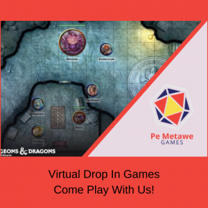 Virtual Drop In Game!