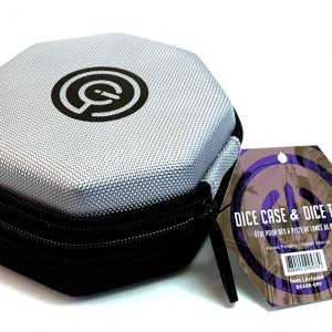 Geekon Dice Case Grey