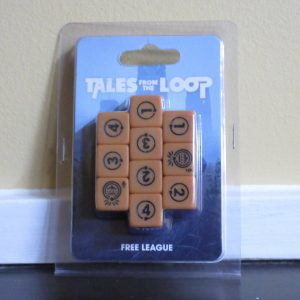 Tales From the Loop-Dice set