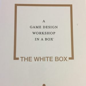 The White Box-A Game Design Kit in a Box