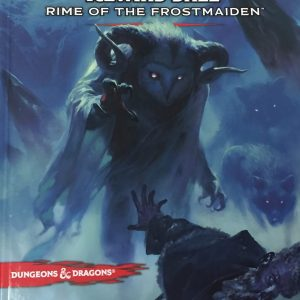 Dungeons and Dragons: Icewind Dale Rime of the Frostmaiden