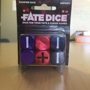 Fate-Dice Set