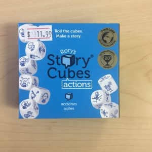Rory's Story Cubes-Actions