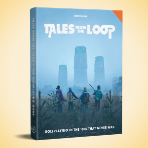 Tales From the Loop-The Roleplaying Game