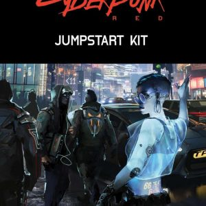 Cyber Punk Red-Jumpstart Kit