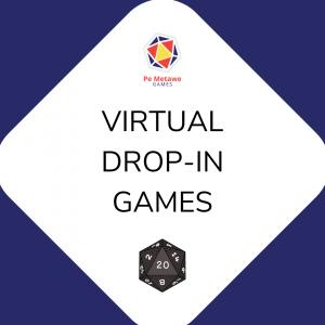 Virtual Drop-In Game