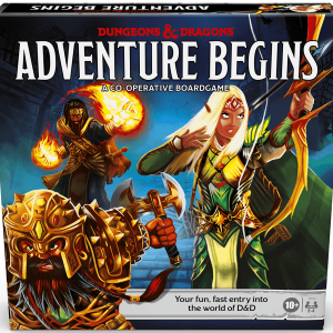 Dungeons and Dragons – Adventure Begins