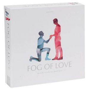Fog of Love – Men Cover