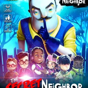 Hello Neighbor – Secret Neighbor Party Game