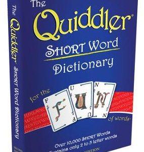 Quiddler Dictionary