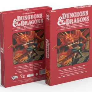 Dungeons & Dragons 1000 Piece Puzzle