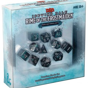 Dungeons & Dragons: Icewind Dale: Rime of the Frostmaiden: Dice Set