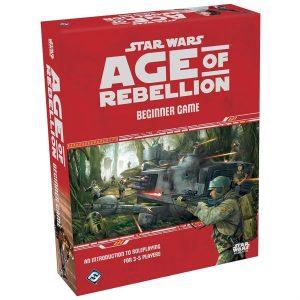 Star Wars: Age of Rebellion RPG: Beginner Game
