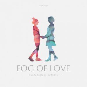 Fog of Love – Women Cover