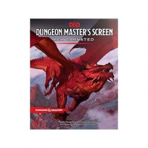 Dungeons & Dragons: Dungeon Masters Screen Reincarnated
