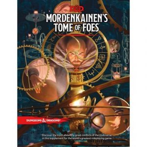 Dungeons and Dragons: Modenkainens Tome of Foes
