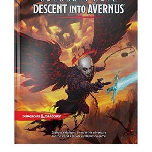 Dungeons and Dragons: Baldurs Gate Descent Into Avernus