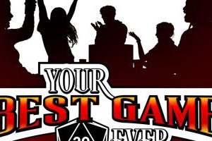 Your Best Game Ever – A Tool Book