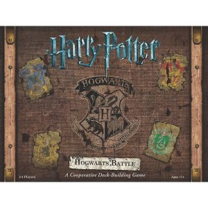 Harry Potter Hogwarts Battle: A Cooperative Deck-Building Game