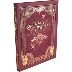 Dungeons and Dragons: Candlekeep Mysteries Alternate Cover