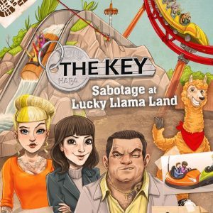 The Key – Sabotage at Lucky Llama Land