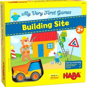 My Very First Games – Building Site