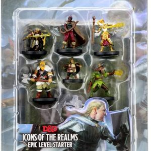 D&D Minis: Icons of the Realms Epic Level Starter