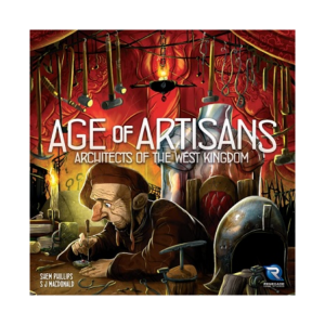 Architects of the West Kingdom – Age of Artisans