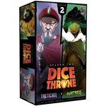 Dice Throne: Season Two – Tactician vs Huntress