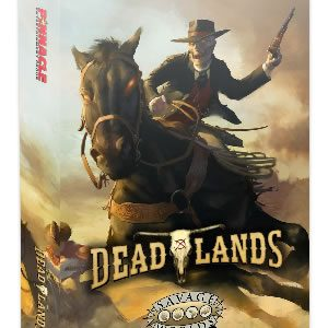 Deadlands Weird West Boxed Set