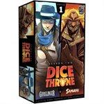 Dice Throne: Season Two – Gunslinger vs Samurai