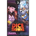 Dice Throne: Season Two – Cursed Pirate vs Artificer