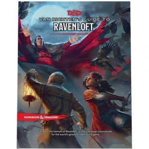 Dungeons & Dragons – Van Richten's Guide to Ravenloft