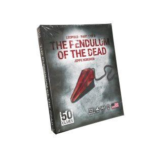 50 Clues – Pendulum of the Dead