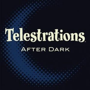 Telestrations 8 Player – After Dark
