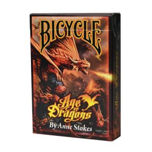 Bicycle Cards – Age of Dragons Anne Stokes