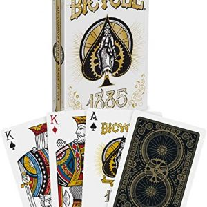 Bicycle Cards – 1885