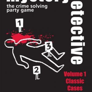 Mystery Detective Volume 1 – Classic Cases