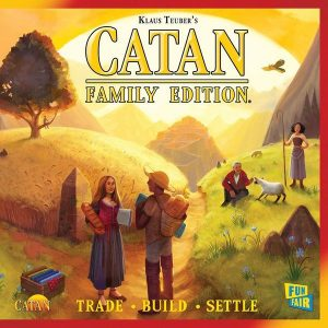Catan – Family Edition
