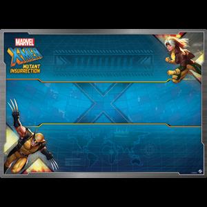 X-Men Mutant Insurrection Game Mat
