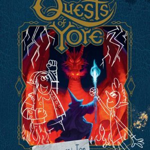 Quests of Yore – Onward