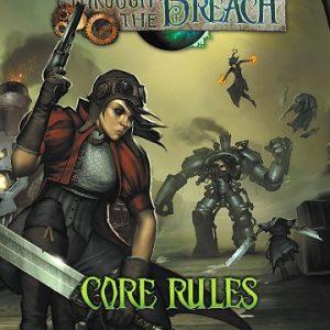 Through the Breach – Core Rulebook