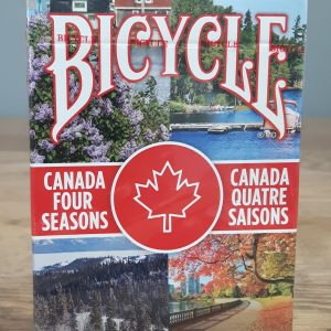 Bicycle Cards – Canada Four Seasons