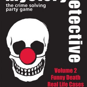Mystery Detective Vol. 2 – Funny Death Real Life Cases