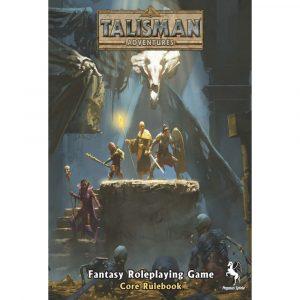 Talisman Adventures RPG Core Rulebook