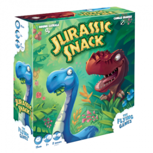 Jurassic Snack XXL